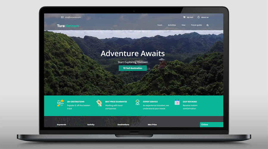 TuraVietnam launched by Phuotvivu