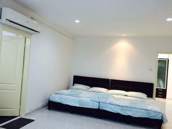 Phòng master homestay Singapore Orchard