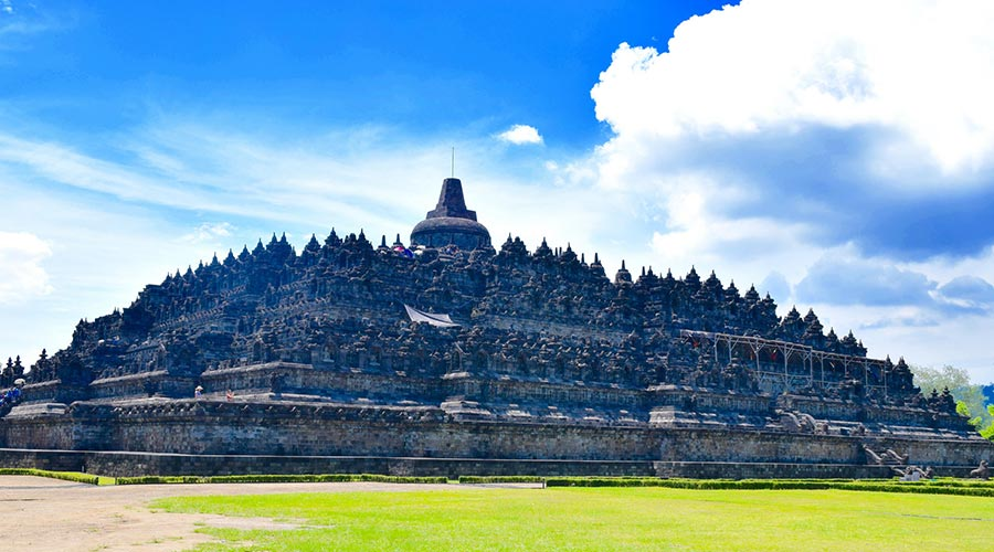 Borobudur, Java - Indonesia