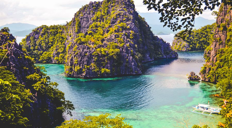 du lịch Coron Philippines