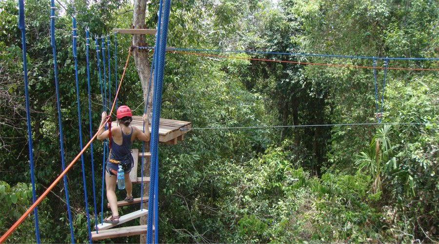High Point Adventure Park - du lịch Koh Rong