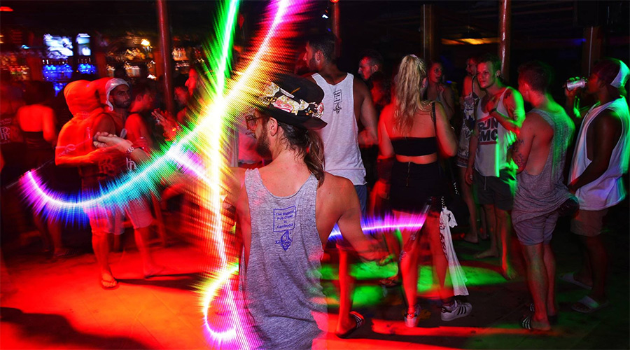 Koh Rong nightlife