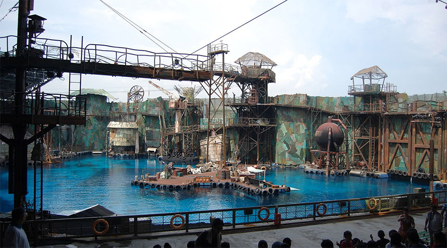 WaterWorld (The Lost World - Universal Studios Singapore)