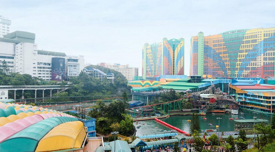 tour du lịch Genting Highlands