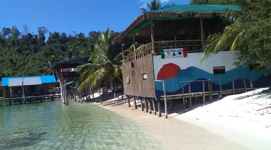Eat Pray Love Restaurant Koh Rong