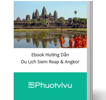 Siem Reap eBook