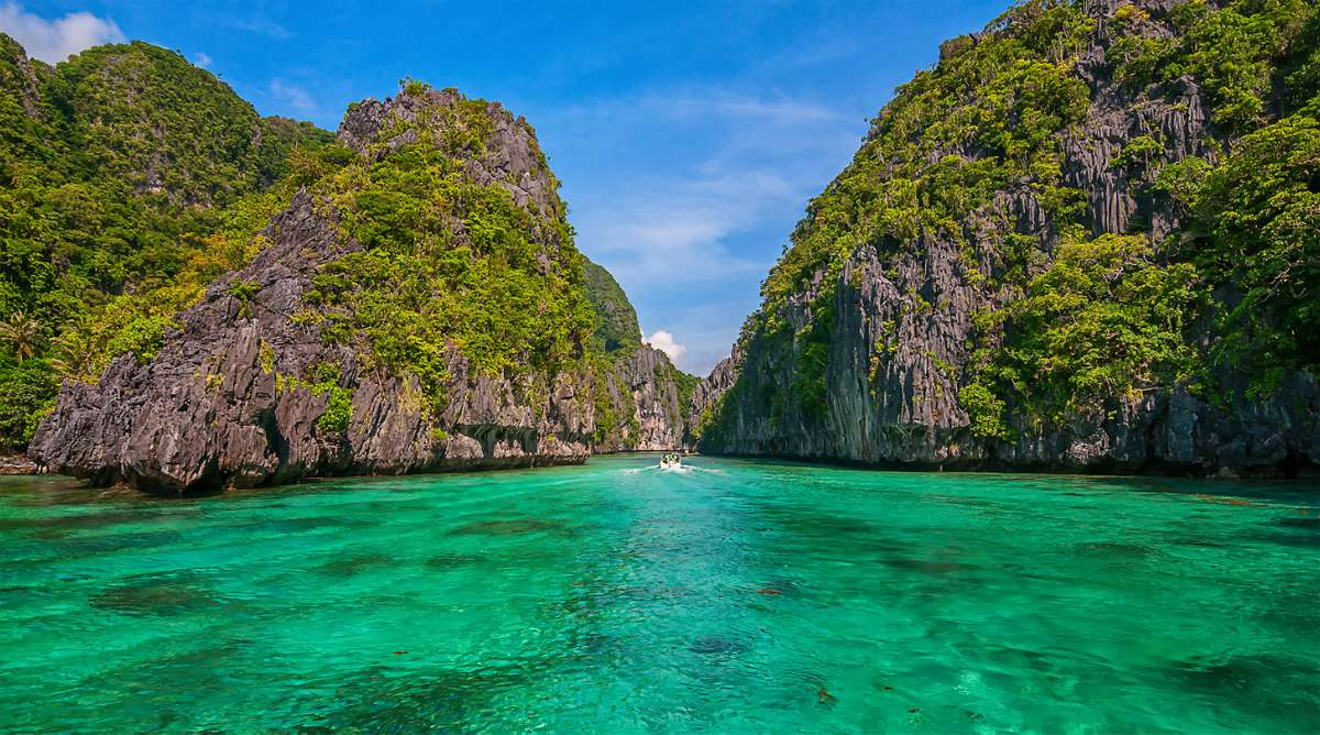 Tour A El Nido - Big Lagoon